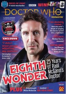 Doctor Who Magazine Issue 564 – June, 2021 [PDF]