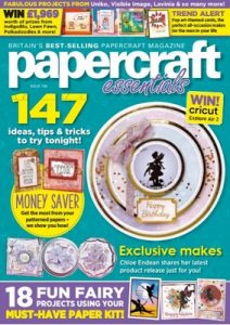 Papercraft Essentials – Issue 198 – April, 2021 [PDF]