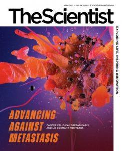 The Scientist – April, 2021 [PDF]