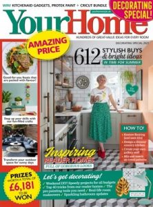 Your Home – Decorating Special, 2021 [PDF]