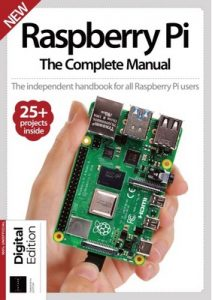 Raspberry Pi The Complete Manual – May, 2021 [PDF] [English]