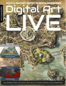 Digital Art Live – Issue 59 July, 2021 [PDF]