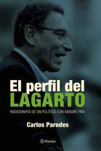 El perfil del lagarto – Carlos Paredes [ePub & Kindle]