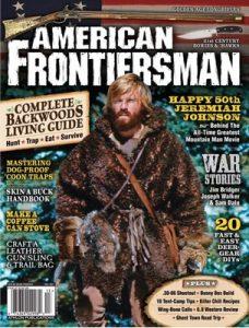 American Frontiersman – September, 2021 [PDF]