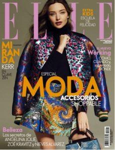 Elle España – Octubre, 2021 [PDF]
