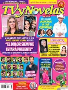 TVyNovelas México – 20 Septiembre, 2021 [PDF]