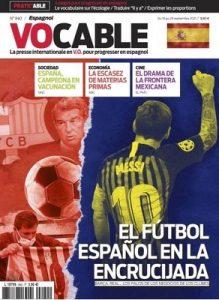Vocable Espagnol – 16 Septembre, 2021 [PDF]