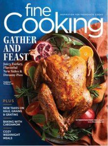 Fine Cooking – October, 2021 [PDF]