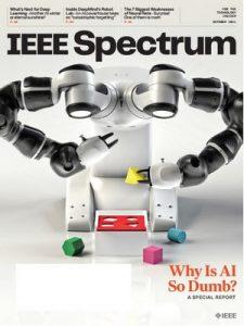 IEEE SPECTRUM – October, 2021 [PDF]